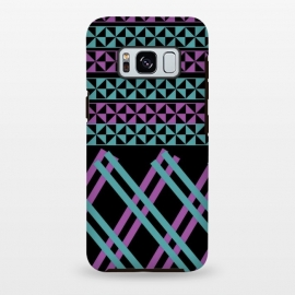 Galaxy S8 plus  lines pattern 2 by