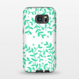 Galaxy S7  floral pattern 3 by MALLIKA
