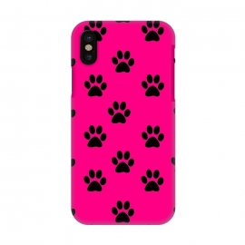iPhone X  DOG PAW by MALLIKA