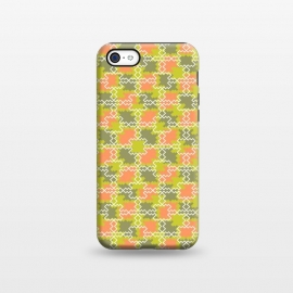 iPhone 5C  Tessellation pattern by Dhruv Narelia