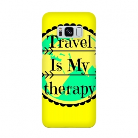 travel is my therapy by MALLIKA