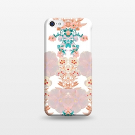 iPhone 5C  Floral Luxury by Zala Farah