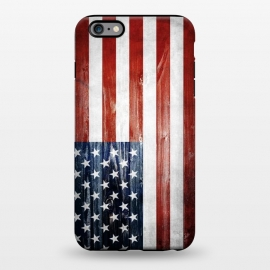 iPhone 6/6s plus  American Wooden Flag by Nicklas Gustafsson (america,usa,flag,wooden,texture,patriotic)