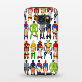 Galaxy S7  Superhero Butts by Notsniw