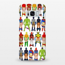 Galaxy S8+  Superhero Butts by Notsniw