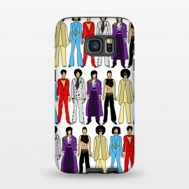 Galaxy S7  Purple Prince by Notsniw