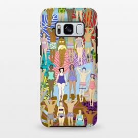 Galaxy S8 plus  Suntan City by