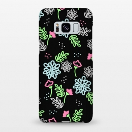 Galaxy S8+  FLOWER PATTERN by MALLIKA