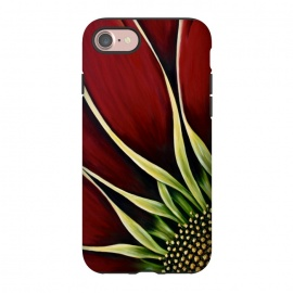 iPhone 8/7  Red Gazania II by Denise Cassidy Wood