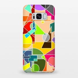Galaxy S8+  Geometrical shapes by Dhruv Narelia