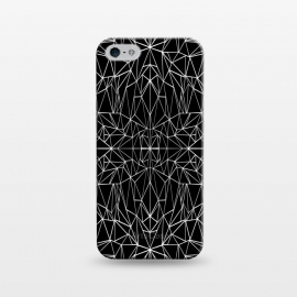 iPhone 5/5E/5s  Polygonal3 by Dhruv Narelia