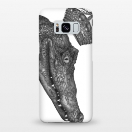 Galaxy S8+  The Alligator King by ECMazur