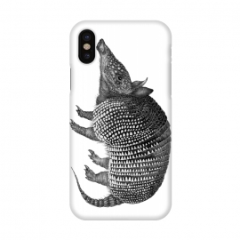 iPhone Xs / X  Little Armadillo by ECMazur