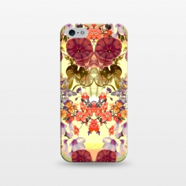 iPhone 5/5E/5s  Dainty Garden by Zala Farah