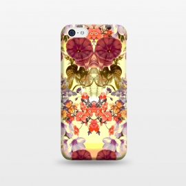 iPhone 5C  Dainty Garden by Zala Farah