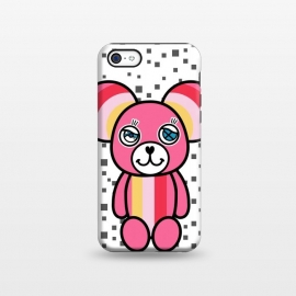 iPhone 5C  CUTIE BEAR by Michael Cheung