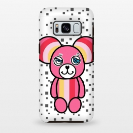 Galaxy S8+  CUTIE BEAR by Michael Cheung