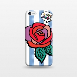 iPhone 5C  LOVELY ROSE by Michael Cheung
