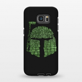 Galaxy S7 EDGE  Crocodile Boba Fett by Sitchko Igor