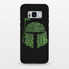Galaxy S8 plus  Crocodile Boba Fett by  (Star,wars,boba fett,boba,fett,star wars,empire,galaxy,stormtrooper,trooper,storm,soldier,army,character,crocodile,animal,reptile,green,skin,mixed)
