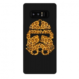 Galaxy Note 8  Leopard StormTrooper by  (Trooper,stormtrooper,leopard,clone,clones,soldier,star wars,star,wars,empire,episode,tiger,lion,anomal,galaxy)