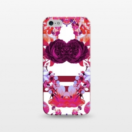 iPhone 5/5E/5s  Botanics 02 by Zala Farah