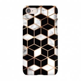 iPhone 8/7  Marble Geometry 005 by Jelena Obradovic
