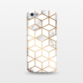 iPhone 5/5E/5s  Marble Geometry 006 by