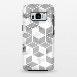 Galaxy S8 plus  Marble Geometry 008 by
