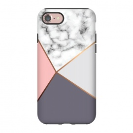 iPhone 8/7  Marble Geometry 016 by Jelena Obradovic