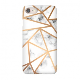 iPhone 8/7  Marble Geometry 021 by Jelena Obradovic