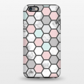 iPhone 6/6s plus  Marble Geometry 026 by Jelena Obradovic