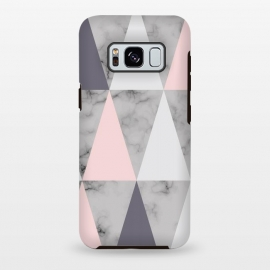 Galaxy S8 plus  Marble Geometry 038 by