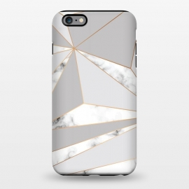 iPhone 6/6s plus  Marble Geometry 044 by Jelena Obradovic