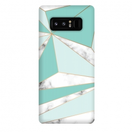 Galaxy Note 8  Marble Geometry 045 by