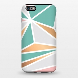 iPhone 6/6s plus  Marble Geometry 048 by Jelena Obradovic