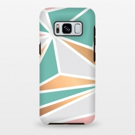 Galaxy S8 plus  Marble Geometry 048 by