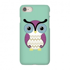 iPhone 8/7  Cute owl by Laura Nagel