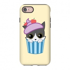 iPhone 8/7  Cupcake kitty by Laura Nagel