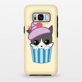 Galaxy S8 plus  Cupcake kitty by