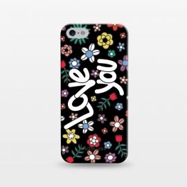 iPhone 5/5E/5s  LOVE YOU by Michael Cheung