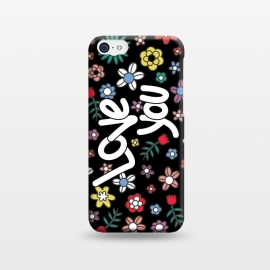 iPhone 5C  LOVE YOU by Michael Cheung