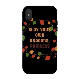 slay your own dragons princess by MALLIKA
