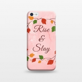 iPhone 5C  rise and slay by MALLIKA
