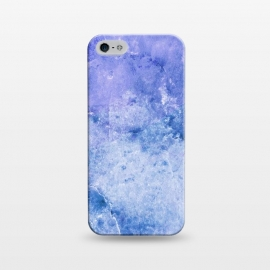 iPhone 5/5E/5s  Blue marble by Oana