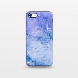 iPhone 5C  Blue marble by Oana