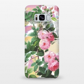 Galaxy S8+  Pink painted roses by Oana