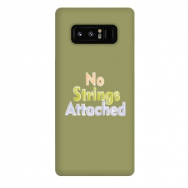 Galaxy Note 8  No Strings Attached by Dhruv Narelia