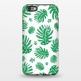 iPhone 6/6s plus  Monstera Leaves by Paula Lukey