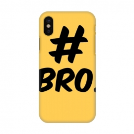 iPhone X  #bro by